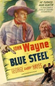 Blue Steel (1934)