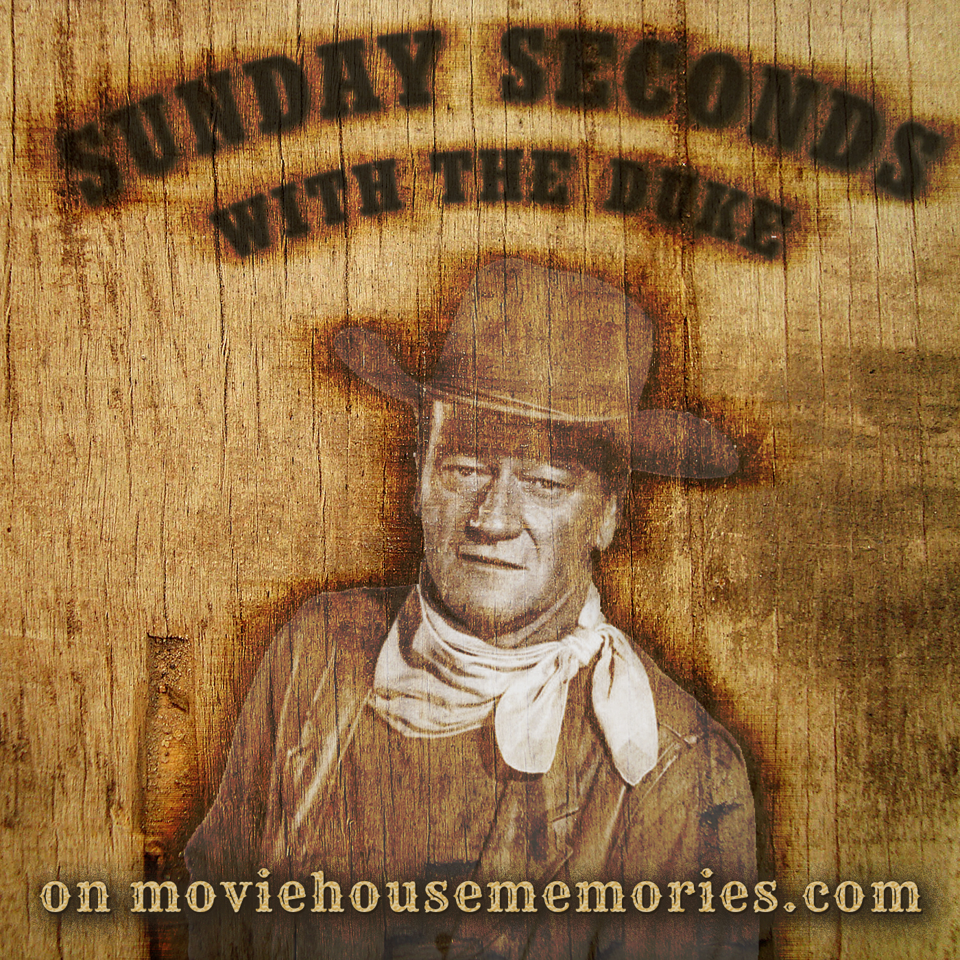 Sunday Seconds with the Duke - The John Wayne Film Review
