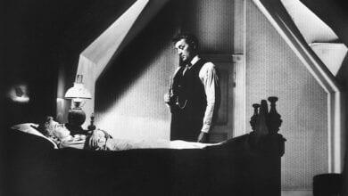 Photo of The Night of the Hunter (1955) Stalks Blu-Ray