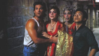 Photo of Big Trouble in Little China (1986) Limited Edition Steelbook