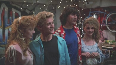 Photo of Bill & Ted's Excellent Adventure (1989) goes Wyld for Blu-ray