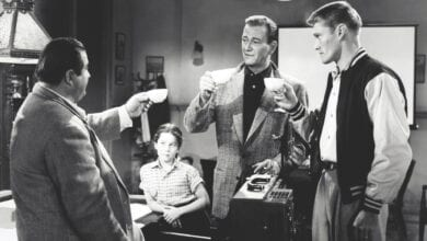Photo of Trouble Along the Way (1953) Enters the DVD RedZone