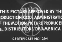 Motion Picture Production Code