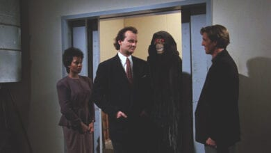 Photo of Scrooged (1988) finds Blu-ray haunting