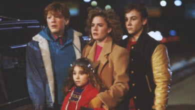 Photo of Adventures in Babysitting (1987) has a night out on Blu-ray
