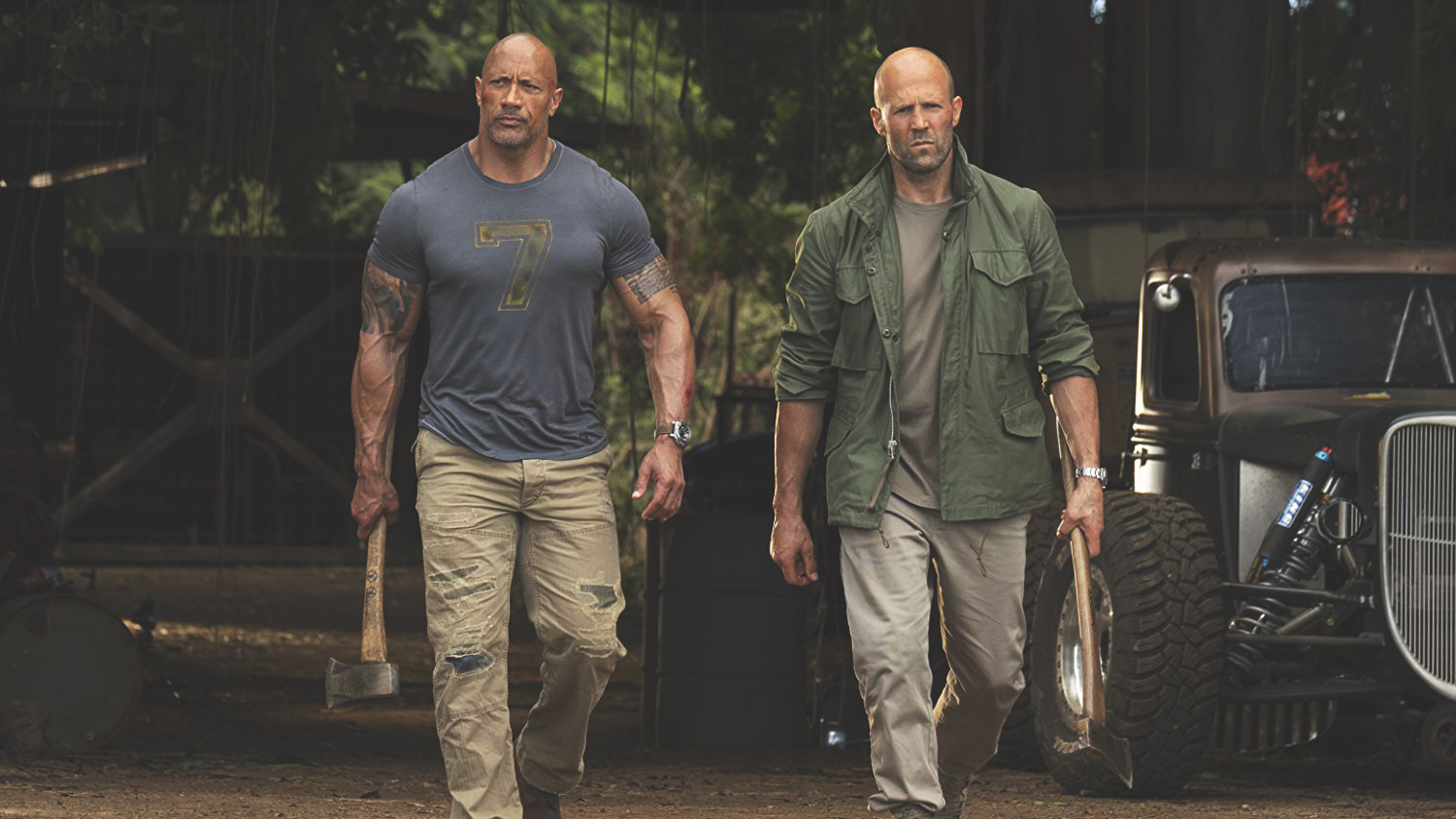 Fast Furious Presents Hobbs Shaw 2019 Movie Summary On Mhm