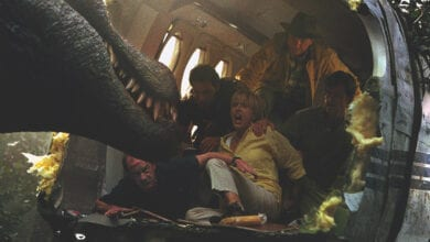 Photo of Jurassic Park III (2001) sends a rescue team to Blu-ray