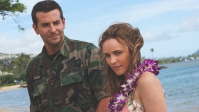 Photo of Aloha (2015) blooms on Blu-ray