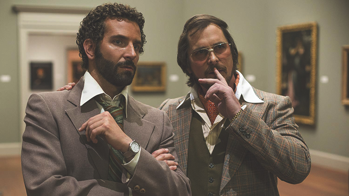 American Hustle 2013 Movie Review On The Mhm Podcast Network