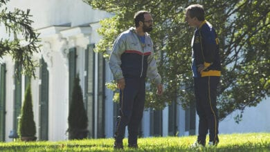 Photo of Foxcatcher (2014) takes a bullet for Blu-ray