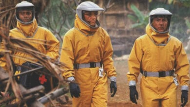 Photo of Outbreak (1995) infects Blu-ray