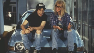 Photo of Wayne's World (1992) parties on Blu-ray, Excellent!