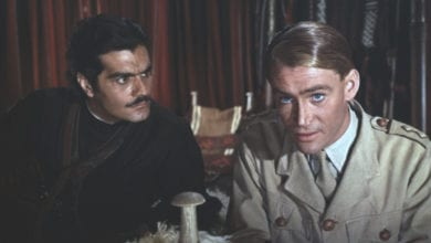 Photo of Lawrence of Arabia (1962) Spreads to Blu-Ray Like Sands Through the Hourglass