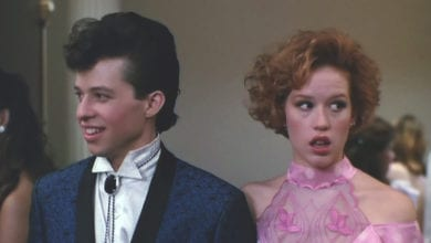 Photo of Pretty in Pink (1986) Looks Pretty Duckie on DVD