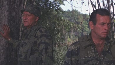 Photo of The Green Berets (1968) defend Firebase Blu-ray