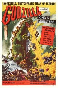 Godzilla: King of the Monsters! (1956)