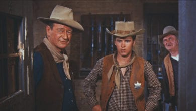 Photo of Rio Bravo (1959) Throws the Drunk on Blu-Ray
