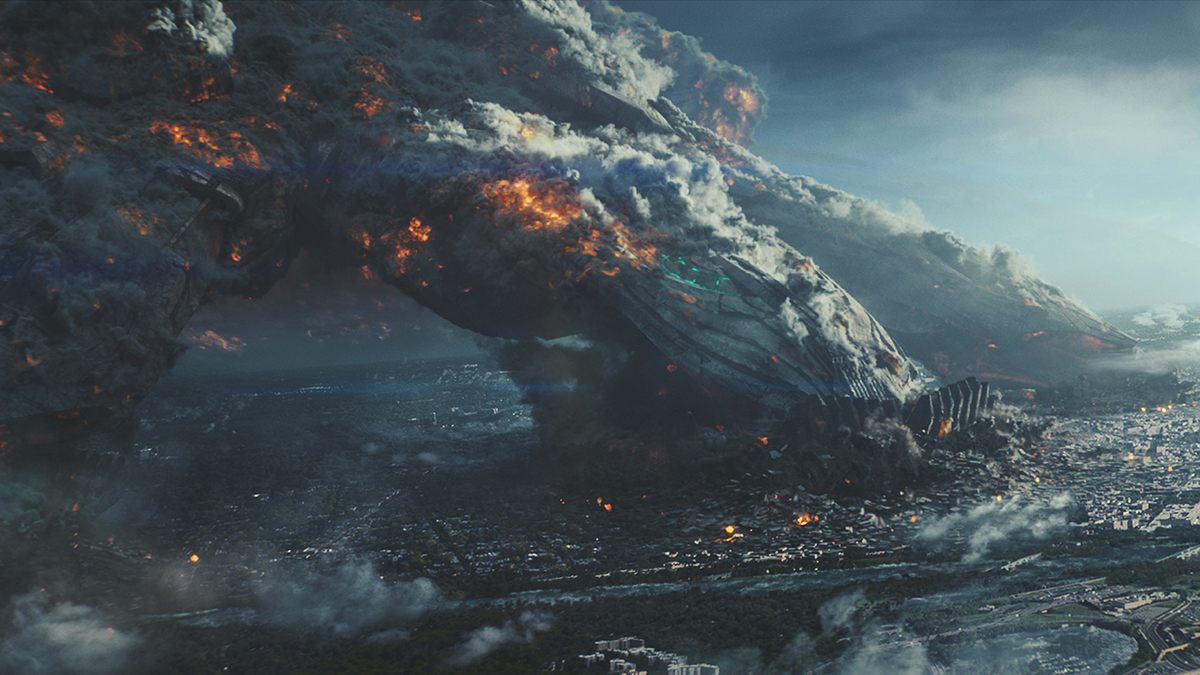Add Independence Day Resurgence 2016 To Your Film Collection Today