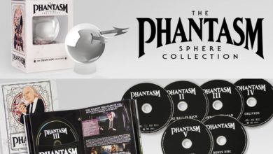 The Phantasm Sphere Collection